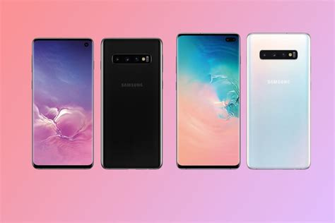 samsung galaxy s10 and s10 specs release date and rumours