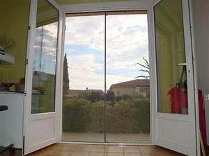 Fabriquer Sa Porte Coulissante Sur Mesure : fabriquer une porte moustiquaire en bois ~ Premium-room.com Idées de Décoration