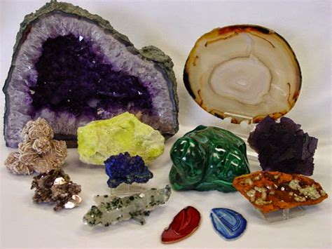 The Complete Classification Of Minerals