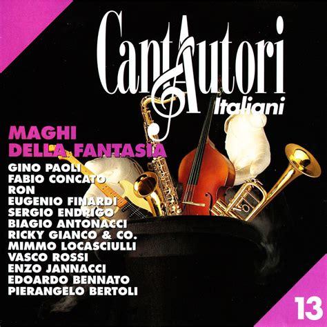Cantautori Italiani (cd13)  Mp3 Buy, Full Tracklist