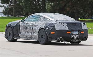 2019 Ford Mustang Shelby GT500 Spy Shots (13) - MustangForums