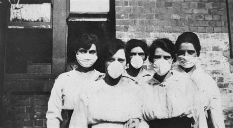 spanish flu pandemic     happen
