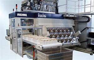 IML-T: food packs directly decorated during thermoforming