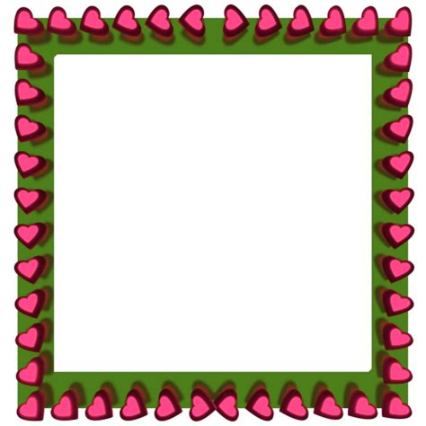 3d Border Picture by Square Frame Clipart Clipart Panda Free Clipart Images