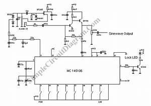 Pll Oscillator For Medium Wave Frequency