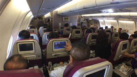 flight experience malaysia airlines  economy class