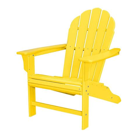 Trex Adirondack Chairs Home Depot by Trex Outdoor Furniture Cape Cod Charcoal Black Patio