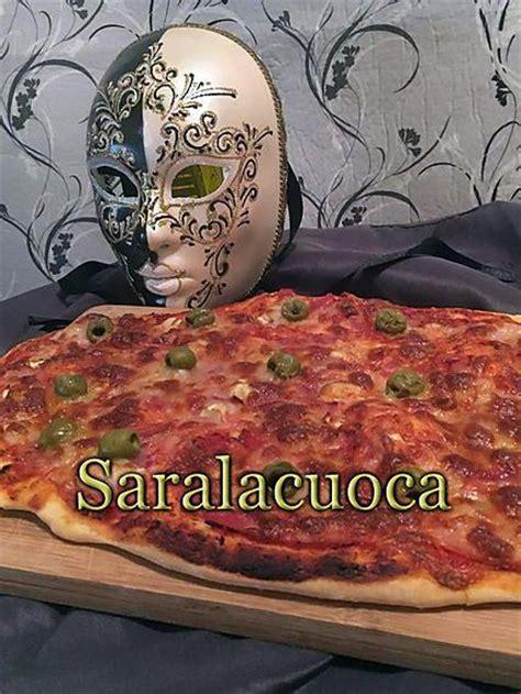 recette de pizza p 226 te 233 paisse et moelleuse