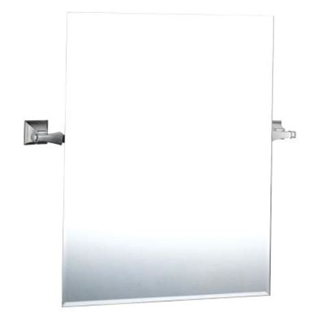 Pivot Bathroom Mirror Home Depot by Pegasus Exhibit 24 7 16 In X 19 In Wall Mirror In