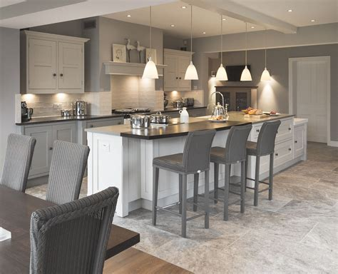 A Bespoke Shaker Kitchen Designed By Cheshire Furniture
