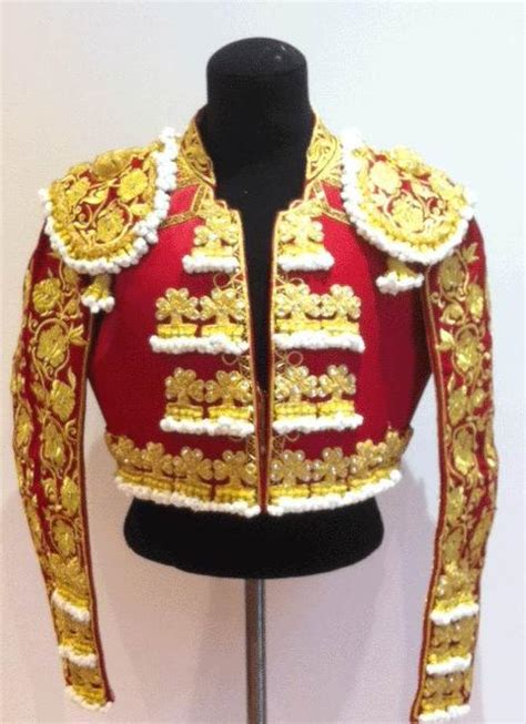 authentic maroon authentic bullfighter costumes and bullfighter capes