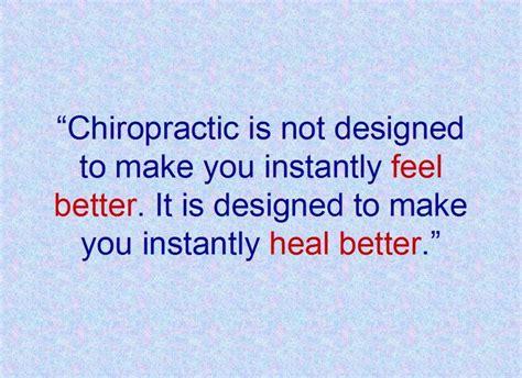 chiropractic health wellness quotes