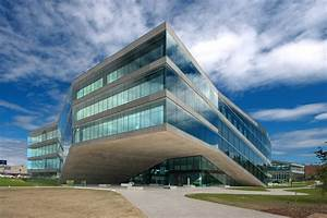 Administrative Headquarters From Groupe E / Ipas ...