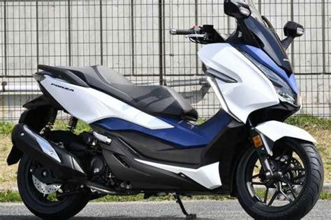 Gambar Motor Honda Forza 250 by Honda Forza 250 Muncul Ini Perbedaannya Dengan Forza 300