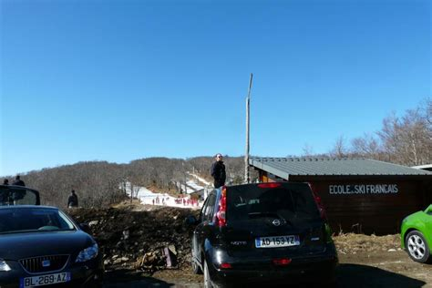station de ski mont aigoual station de ski de prat peyrot mont aigoual gard