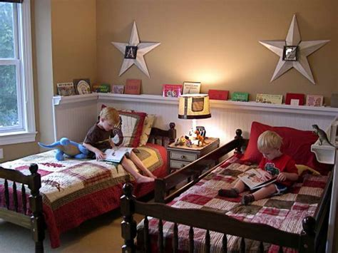 Little Boys Room Ideas With Twin Bedroom #