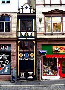 Schmalste Haus Deutschlands : narrowest house in germany germany pinterest narrow house house and austria ~ Orissabook.com Haus und Dekorationen