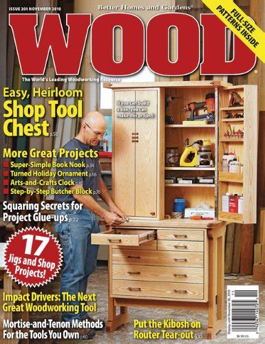 woodworking magazine latest detailed reviews