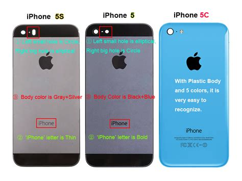 difference between iphone 5 iphone 5c and iphone 5s lcd