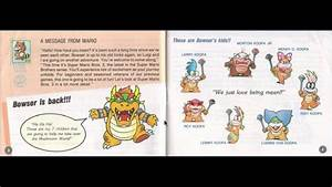 Manual De Super Mario Bros 3