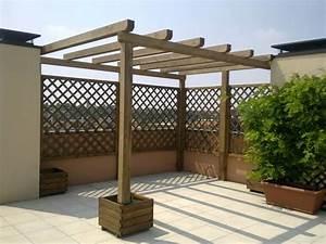 Coperture in legno per esterni Pergole e tettoie da giardino Utilizzo del legno per