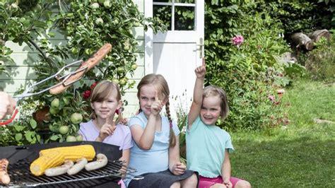 Grillen Mit Kindern Tipps Für Die Sicherheit