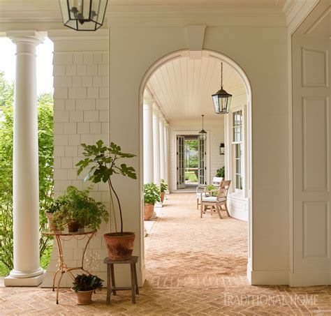 colonial home rooted in history traditional home
