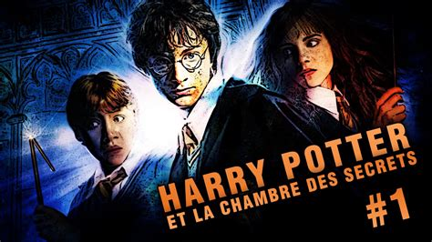 harry potter et la chambre harry potter et la chambre des secrets let 39 s play 1