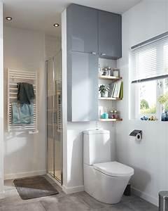 armoire de salle de bains gris cooke lewis imandra 40 cm With amazing meuble pour petite cuisine 7 tout pour la salle de bains douche bain toilette et