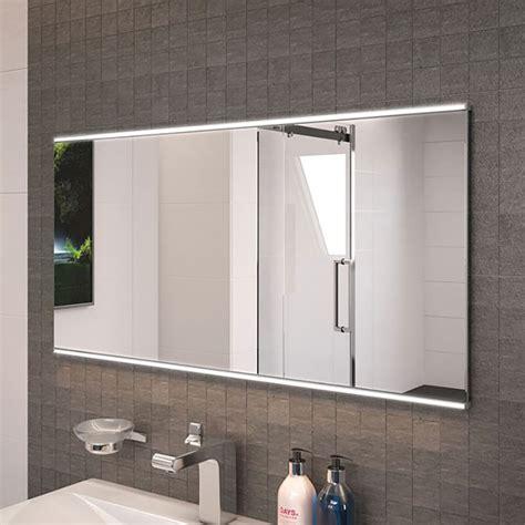 Large Illuminated Bathroom Mirror by Large Illuminated Mirror