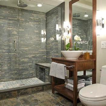 bathroom shower tile designs shower bench design ideas