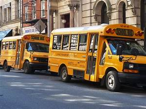Me, Myself and NYC: School Buses in the US