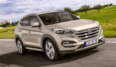 Tucson pushes the boundaries of the segment with dynamic design and advanced features. New diesel powertrain for Hyundai Tucson | Diesel Car Magazine