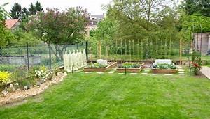 Jardin En Carré : les articles du potager en carr s ~ Premium-room.com Idées de Décoration