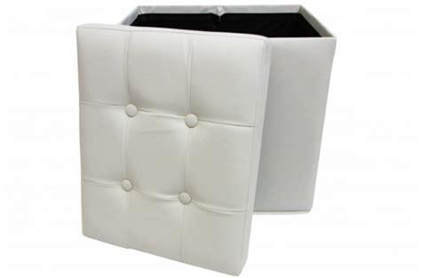 pouf cuir blanc design pouf design pouf g 233 ant large choix de pouf design pas cher page 1