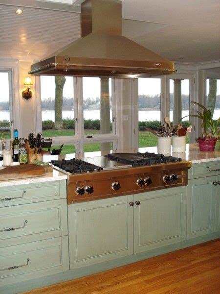 kitchen island hoods best top 10 island cooktop island wolf range top remodel 9404