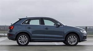 Audi Q3 Restylé : audi q3 restyl il peaufine ses arguments photo 24 l 39 argus ~ Medecine-chirurgie-esthetiques.com Avis de Voitures