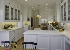 kitchen cabinets with glass ge profile kitchen with walls white cabinets and 6470