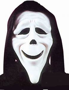 Scary Movie Stoned! Ghostface Mask from Fun World ...