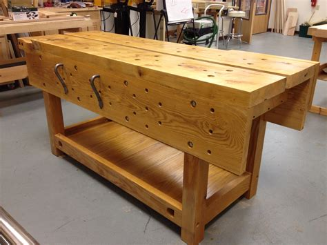 nicholson bench project shellac   workbench