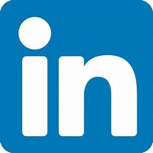 Linkedin - Free social media icons
