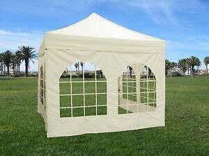 pop  canopy tent sidewall windows gazebo party wedding sidewalls  ebay