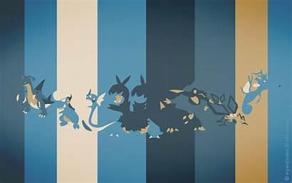Pokemon Dragon Spectrum Deviantart Revamp Wallpapers Wallpapersafari