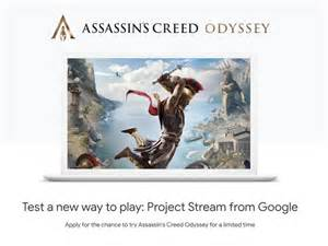 Google's Project Stream will let you play AAA games in ...