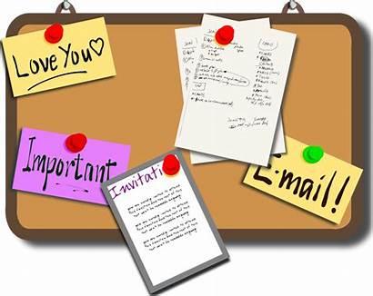 Board Clipart Clip Miscellaneous Bulletin Boards Cliparts