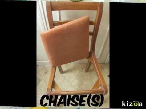 refaire une assise de chaise tutoriel comment relooker une chaise ancienne ou moderne