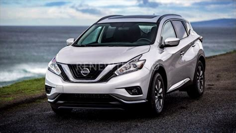 2019 Nissan Murano by 2019 Nissan Murano Platinum Price Specs Changes 2019