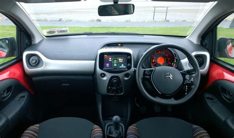 Car Door Lights by Citroen C1 Review Test Drives Atthelights Com