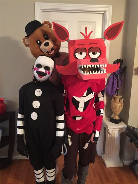 halloween  nights  freddys marionette  foxy