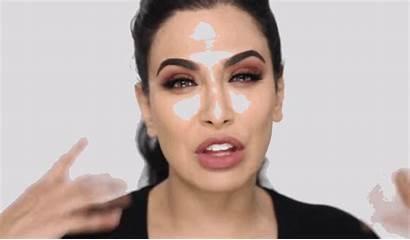 Shaving Face Huda Makeup Kattan Female Faces